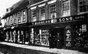 Burberry 1856