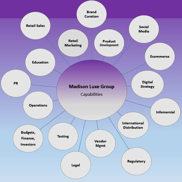 About Madison Luxe Group                     and founder Christine C.Oddo
