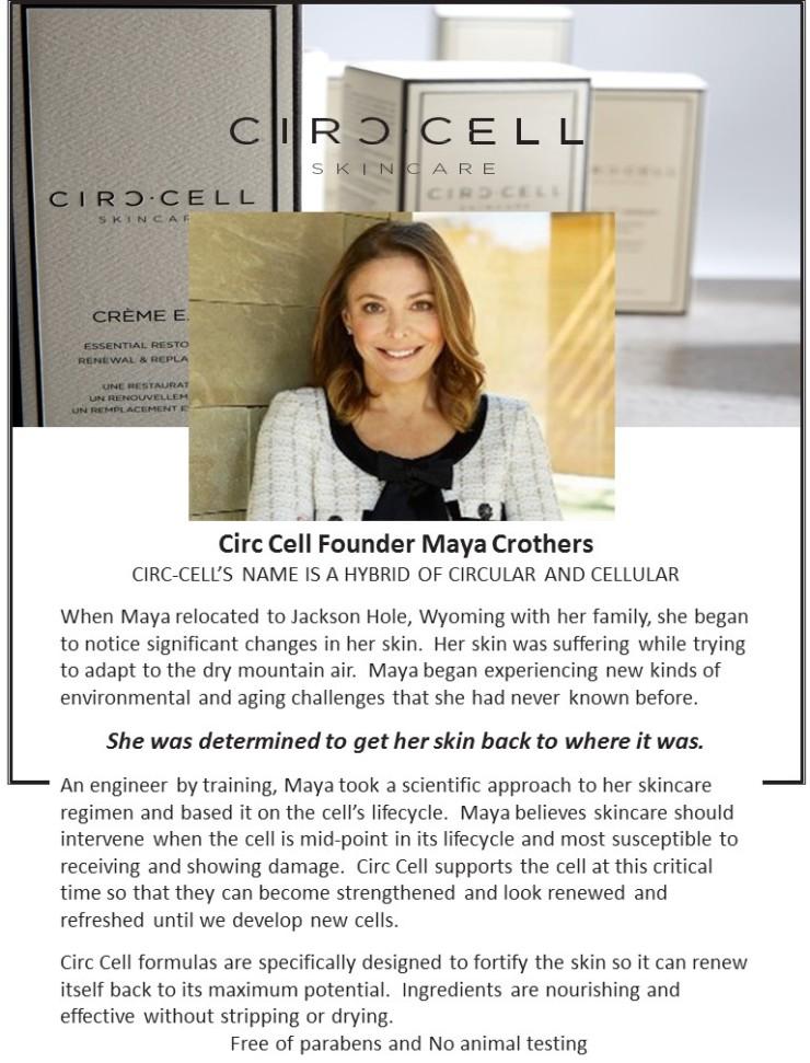 Circ Cell Maya Story