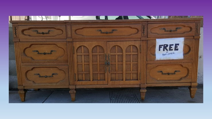 Free or Best Offer Chest of Drawers Photo
