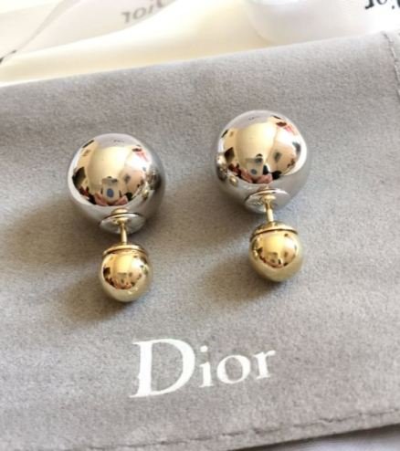 Dior Tribal Earrings My Must-Have Item Ordered Via Text Unified Commerce Needed Here
