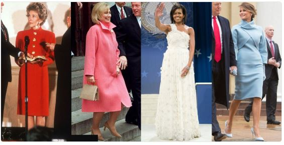 FLOTUS FASHION RECAP 2017