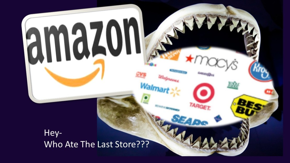 Blame Amazon?  Not Me. Just Ask Mid-West Department Stores!